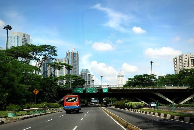 Enjoy Jakarta! @ Semanggi.