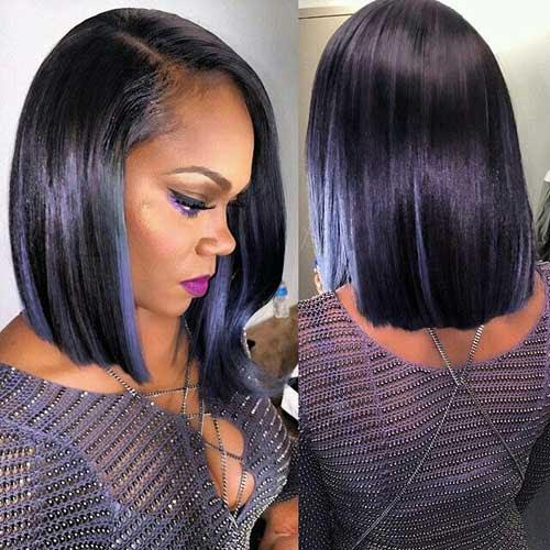 15 Black Girl Short Bob Hairstyles Short Hairstyles 2016 2017 Haircuts