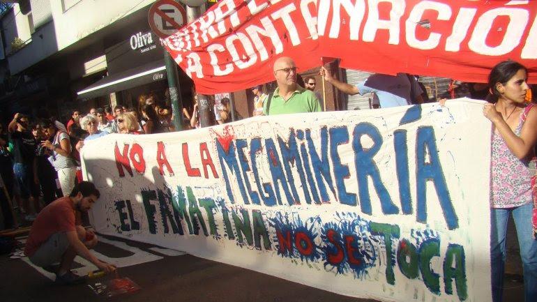 Orgullo Argentino: vecinos echan empresa minera