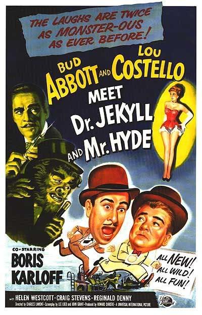 Bud Abbott Lou Costello Boris Karloff