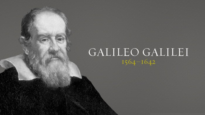 Image result for Galileo Galilei, 20 physicists who revolutionized our understanding of the world