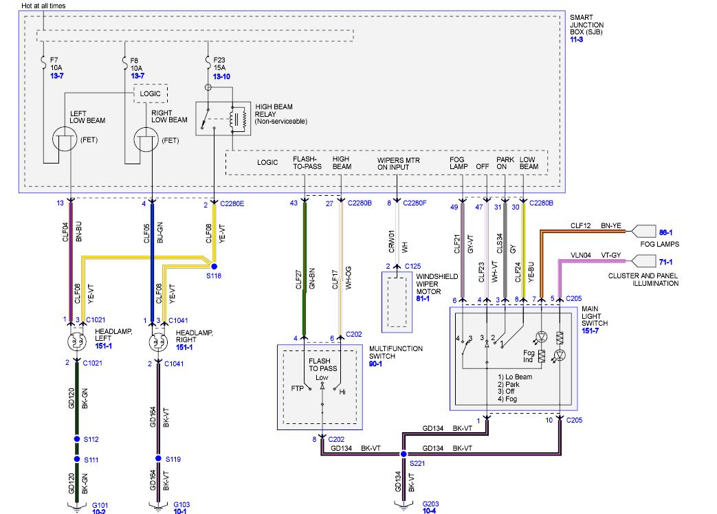 21 Elegant 2007 Ford Fusion Radio Wiring Diagram