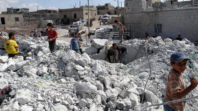 Les bombardements américains n'épargnent pas les civils