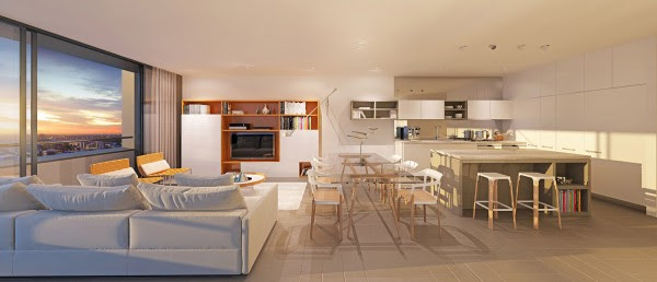 The Fireplace Partition And The Cute Little Dining Draw Our Attention