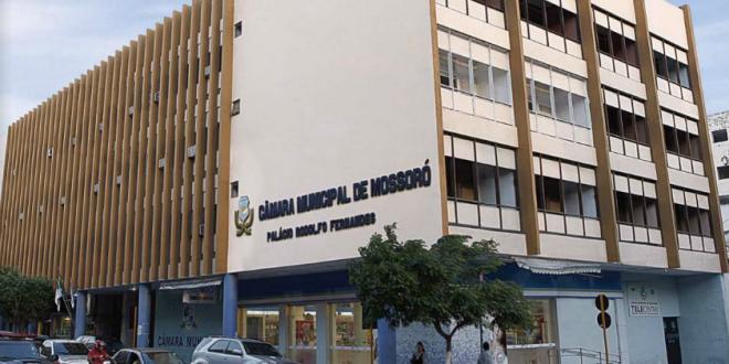 Resultado de imagem para Câmara Municipal de Mossoró