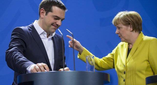 Se l'euro fallisce, fallisce l'Europa. Angela Merkel