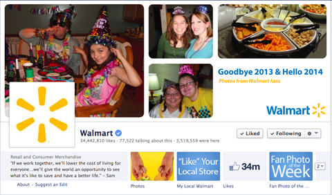 walmart fan photo cover image