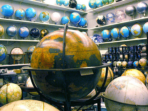 Globes by Greg Robbins, on Flickr