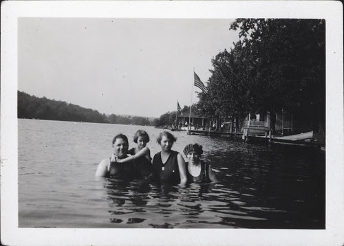 four in the lake 1920
