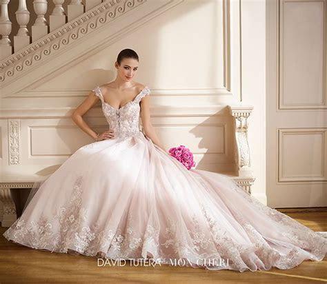 David Tutera for Mon Cheri Fall 2017 Wedding Dresses