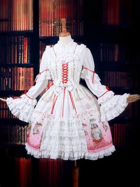 Sweet Lolita Dress JSK Light Green Lolita Jumper Skirt