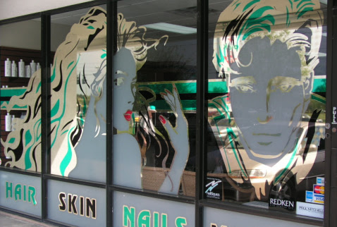 Solar Graphics-Colored Film, Decorative, Window Graphics ...
