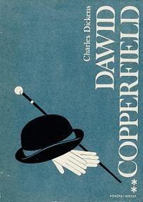 Okładka książki Dawid Copperfield, tom 2