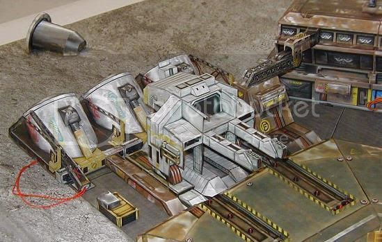 photo aliens rackur landing area papercraft via papermau.002_zpssj4tj85x.jpg