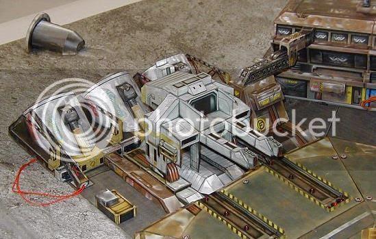photo aliens rackur landing area papercraft via papermau.002_zpssj4tj85x.jpg