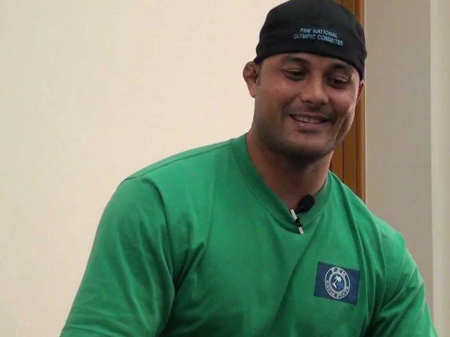 Keitani Graham - (MIC) - Luchador de 32 años
