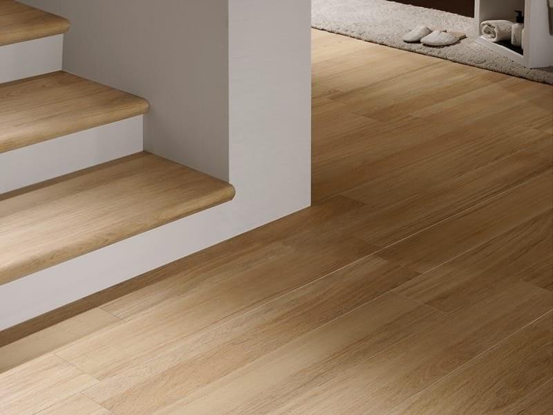 Mobili lavelli scale in gres effetto legno - Gres porcellanato effetto legno esterno ...