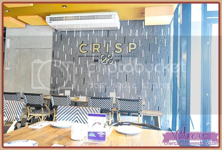 Crisp-on-28th-review