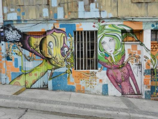 Mas De 200 Murales Se Pueden Conocer En Los Recorridos De Valpo