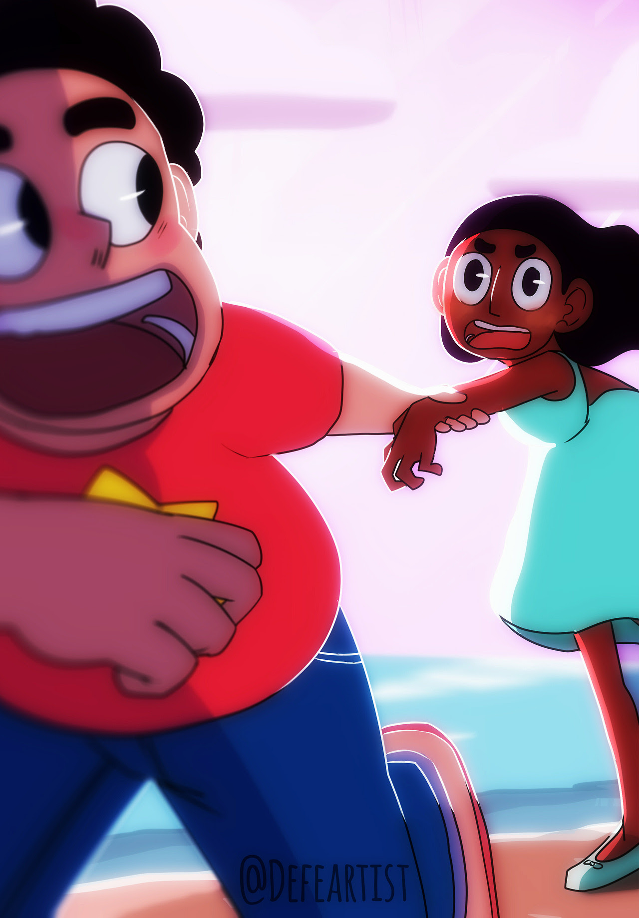 """""""Steven. I want to be a part of your universe."""" @connversebomb"""