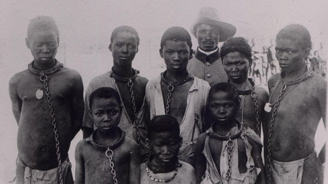 Resultado de imagem para Por que a Alemanha não se desculpou até hoje pelo primeiro genocídio do século 20