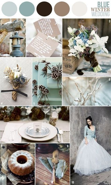 17 Best ideas about January Wedding Colors on Pinterest