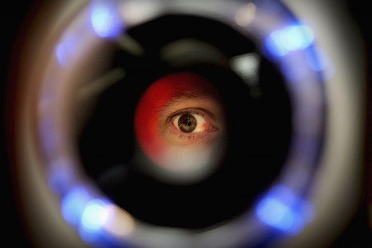 tính năng quét mống mắt trên lg g6