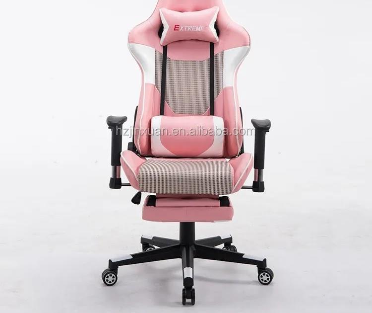 Foto Kursi Gaming Warna Pink - KURSIKO
