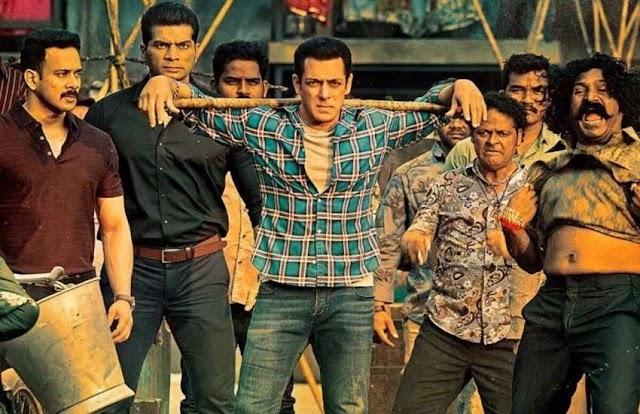 लंबे इंतजार के बाद रिलीज़ हुई सलमान खान की फिल्म 'राधे', फैंस बोले- 'भाईजान शानदार'