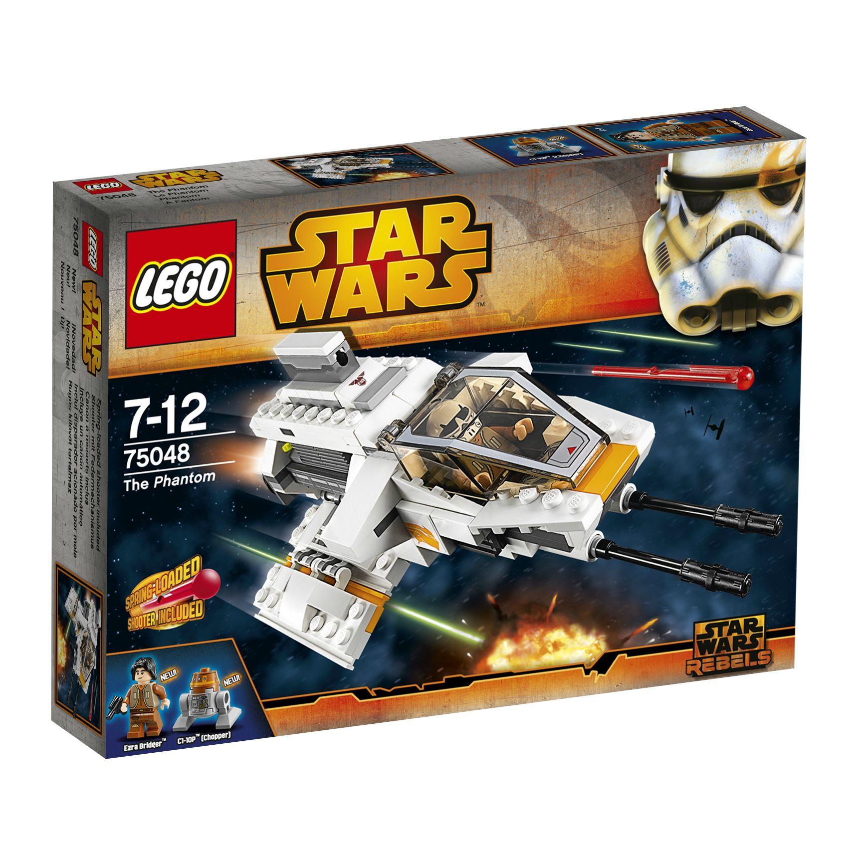 Lego >> Ref. 75048: Phantom™