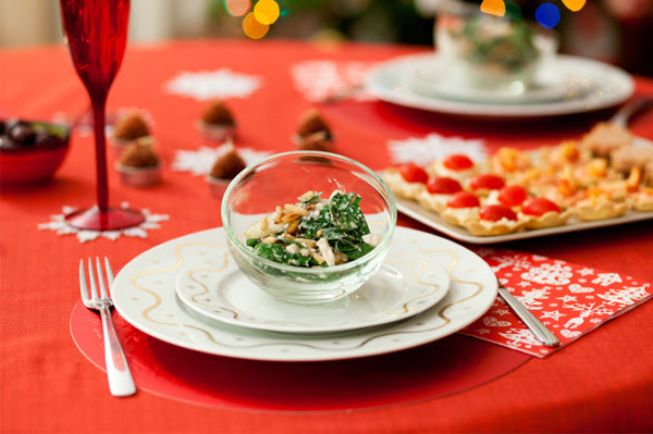 Holiday cocktail party: Food and entertaining ideas