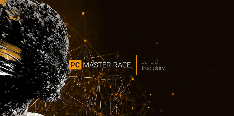 Pc Master Race Wallpaper