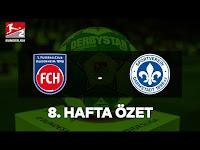Bundesliga 2 8. Hafta Özet | Heindeheim 2-1 Darmstadt 98 - Tivibu Spor