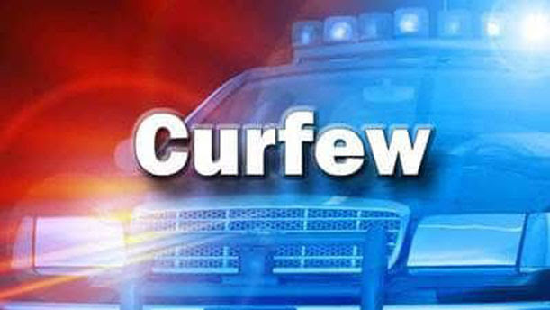 Curfew reimposed in Kandy
