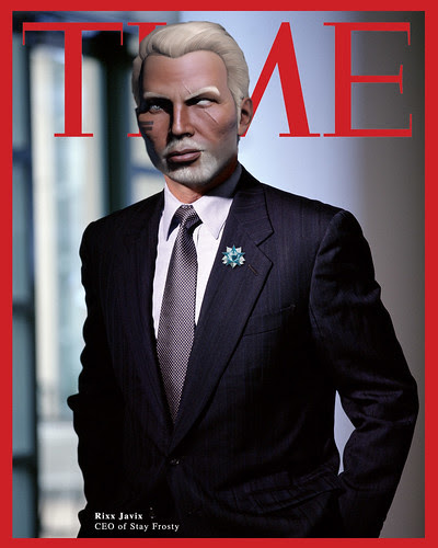 Rixx Javix Time Cover