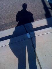 Late summer, long shadows