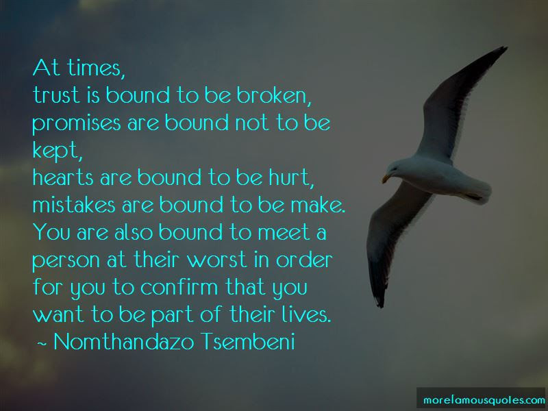 Broken Trust Hurt Quotes Top 4 Quotes About Broken Trust Hurt From