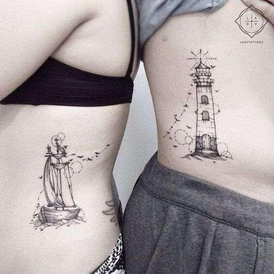 60 Mejores Tattoos De Amor Para Tatuajes Para Parejas