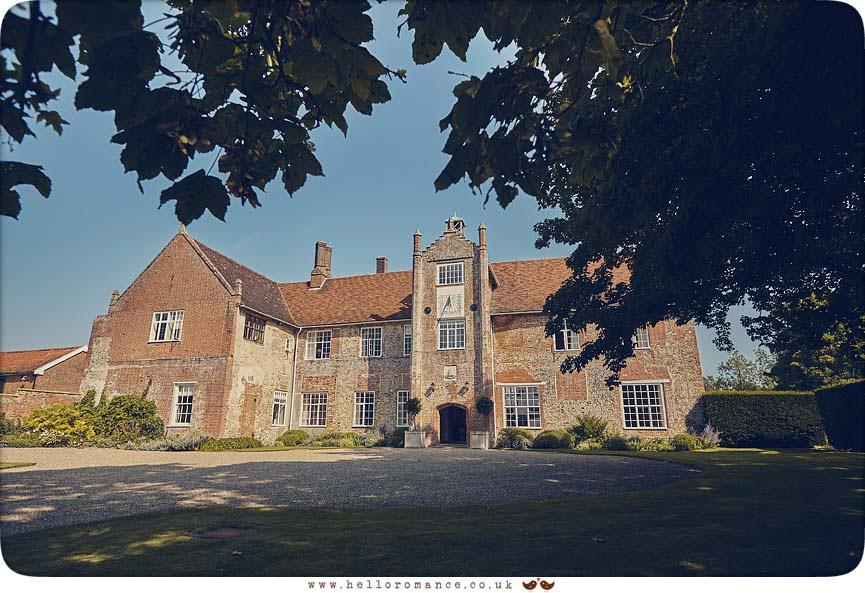 Bruisyard Hall Wedding Venue - www.helloromance.co.uk