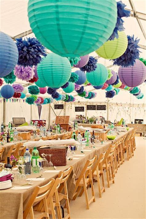 Best 25  Hanging lanterns wedding ideas on Pinterest