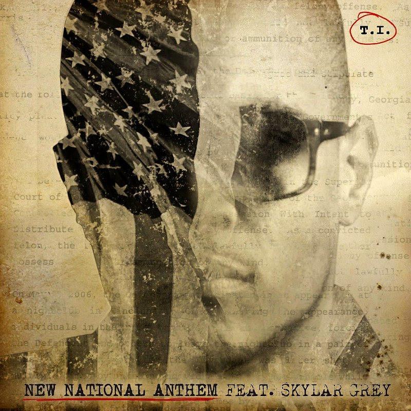 T.I. Premieres New Track 'New National Anthem' Ft. Skylar Grey