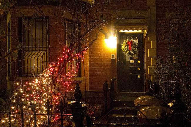 Park Slope stoop