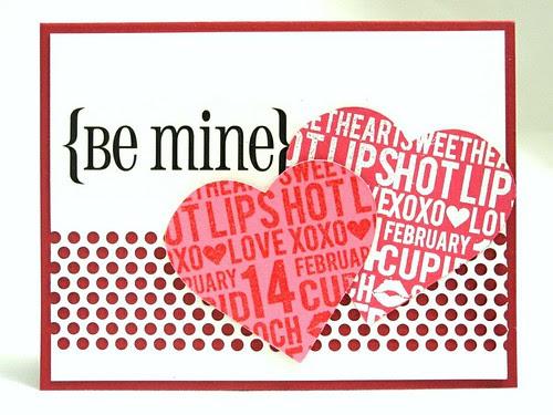 {Be Mine}