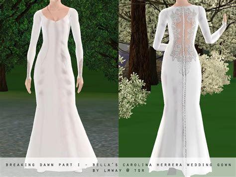 lmway's Breaking Dawn Part I   Bella Swan's Wedding Gown