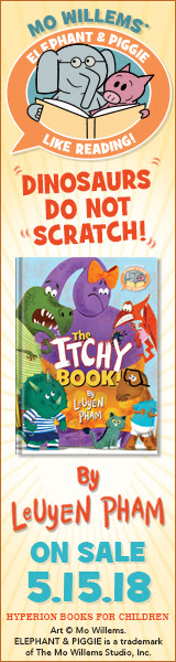 Elephant & Piggie Like Reading! - The Itchy Book
