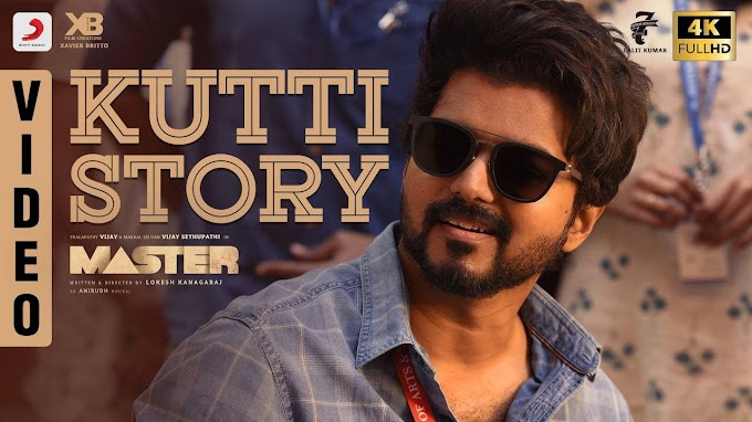 Master | Song - Kutti Story | Tamil Video Songs - Times of India