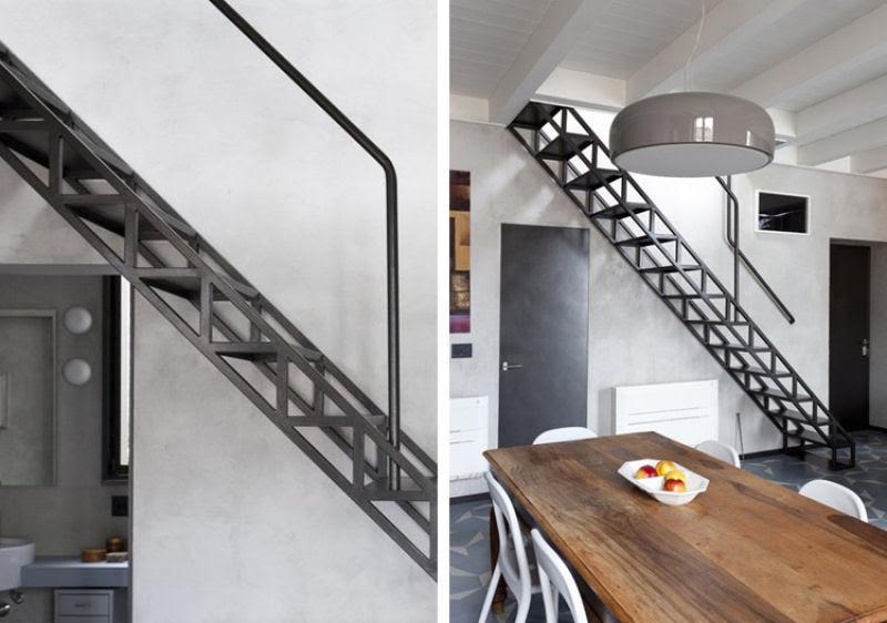 Escadas incrivelmente projetadas que estão um degrau acima das demais 07