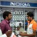A Nokia store in Bhopal, India. Eager to tap into the country's affluent middle class, Nokia has been working in the country since the mid-1990s, and it has become an important market for the company.