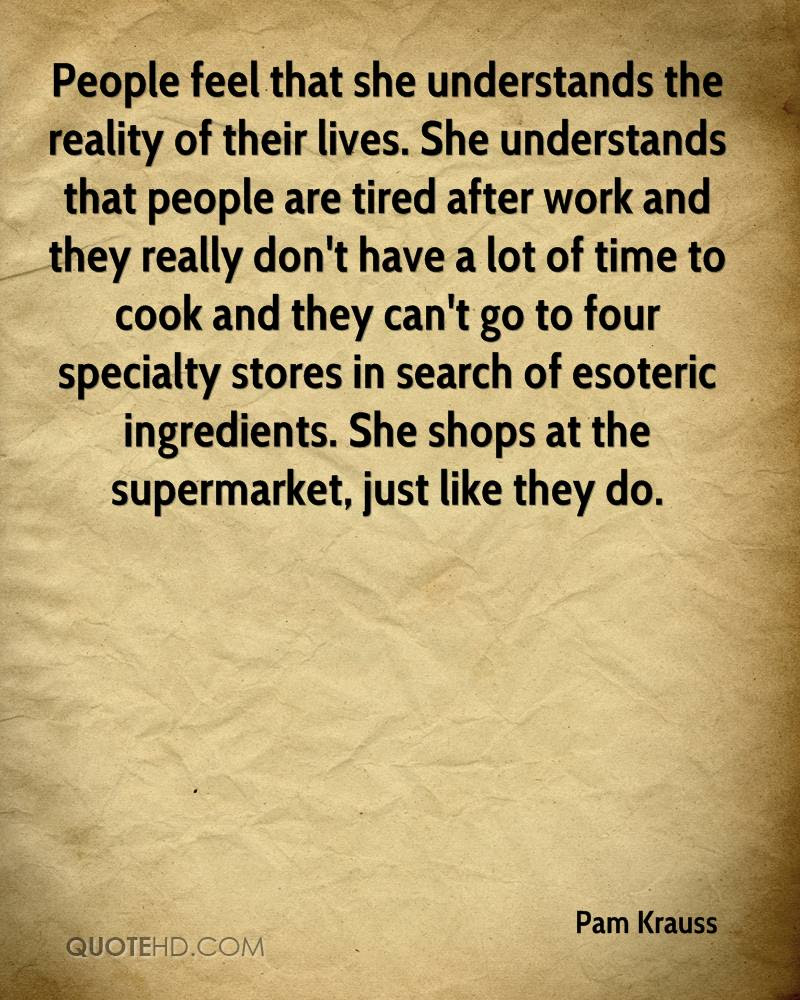 Pam Krauss Quotes Quotehd