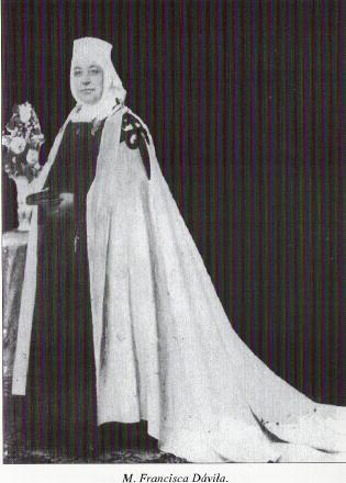 M. Francisca Dávila